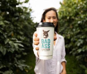 Bad Ass Coffee: Home Page